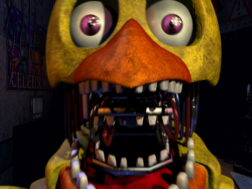 50+] Toy Chica FNAF Wallpaper on WallpaperSafari
