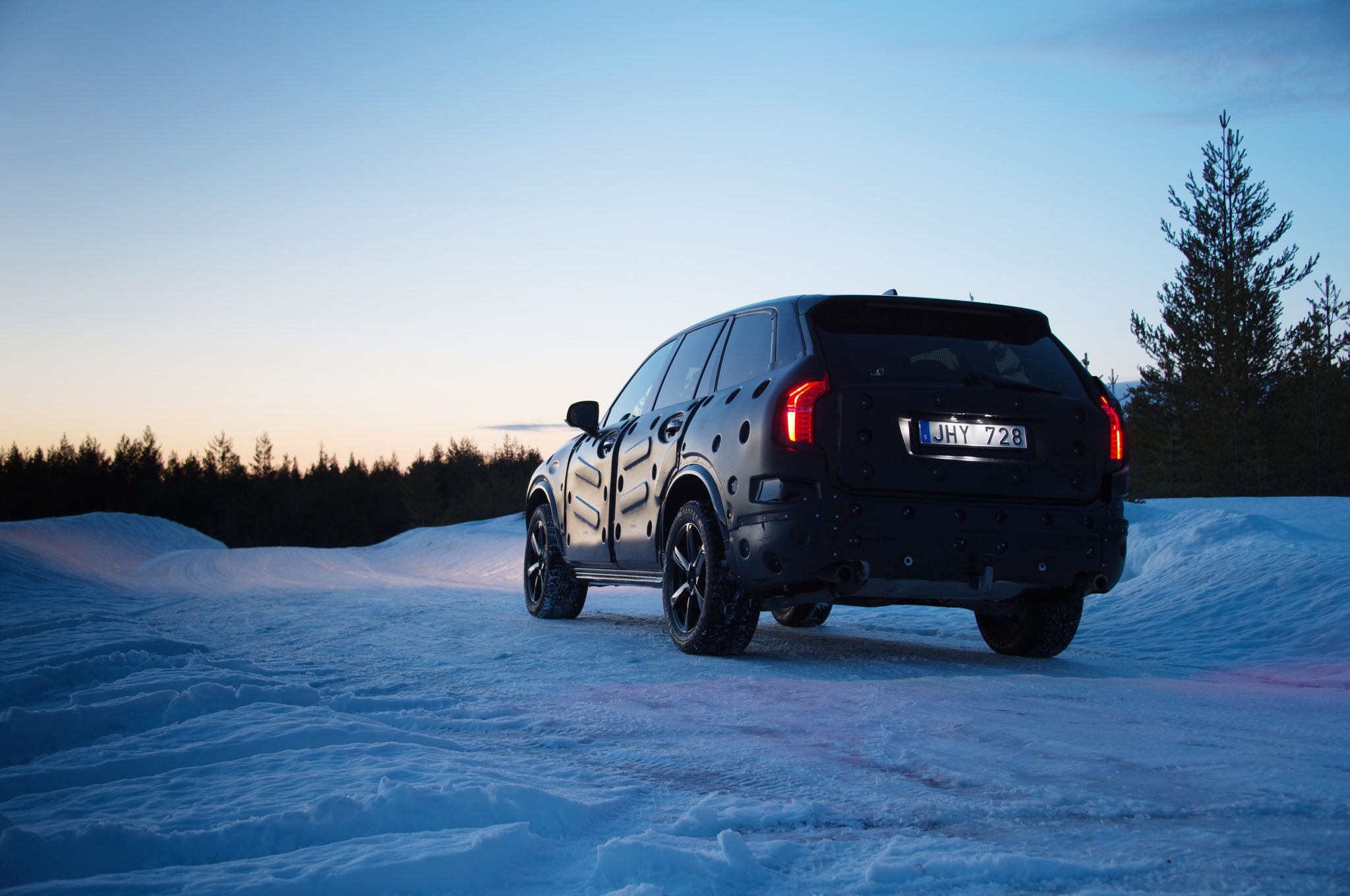 2016 Volvo XC90 Wallpapers Attachment 10363   Grivucom 2048x1360
