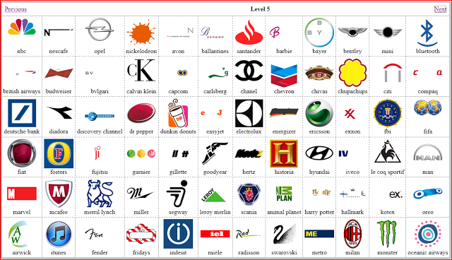 Free download logo quiz answers level 6sports logos quiz