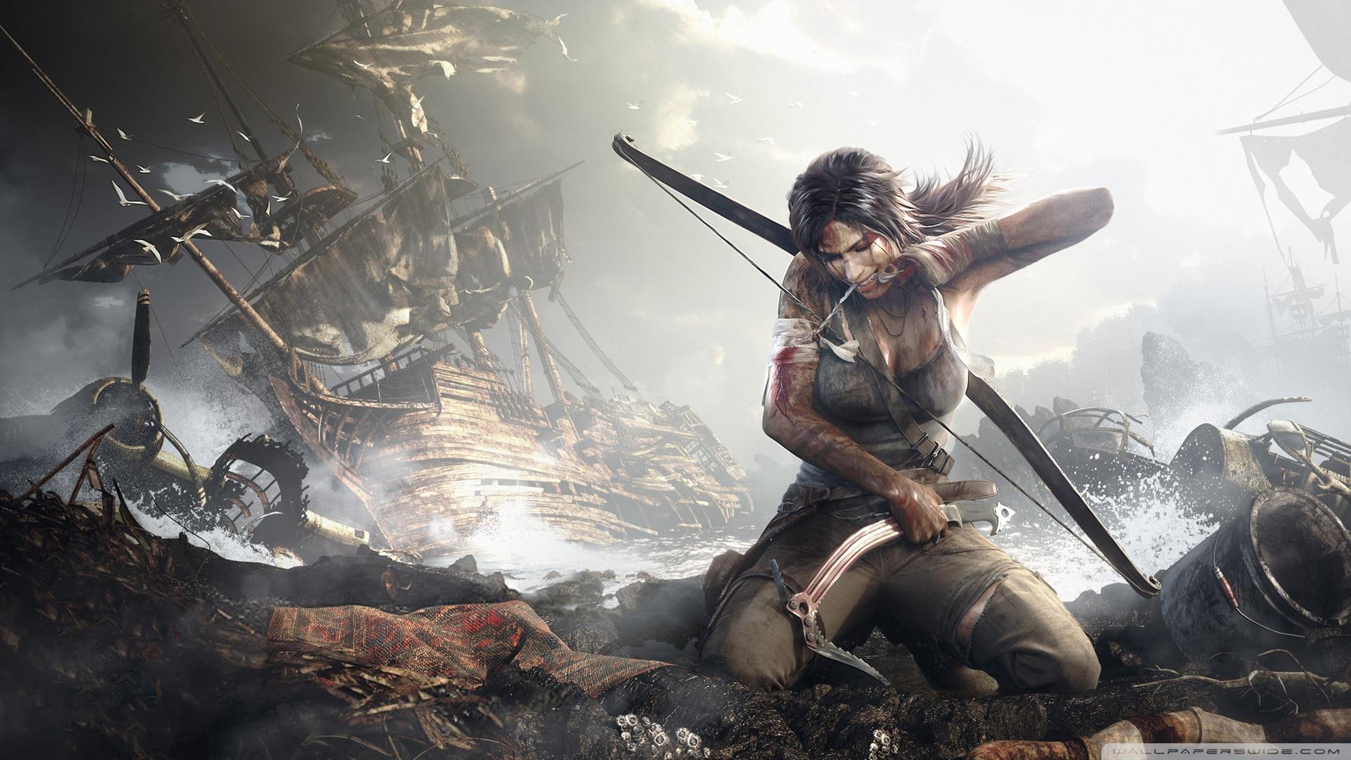 New Tomb Raider Wallpaper 1920x1080 New Tomb Raider 1920x1080