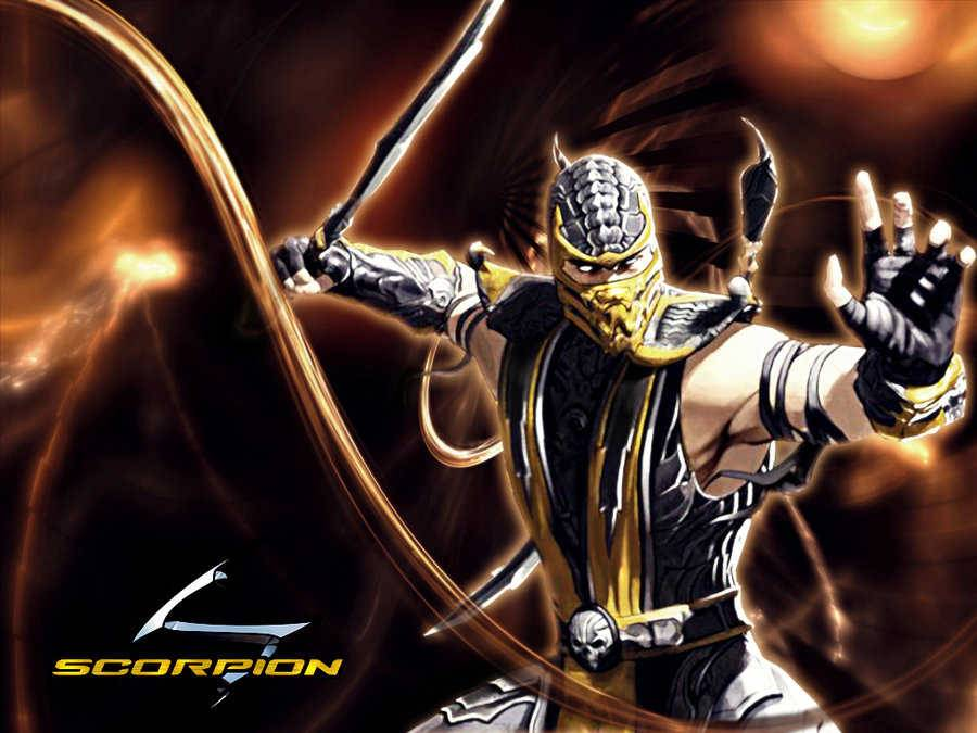 scorpion mortal kombat nine   Mortal Kombat Wallpaper 900x675
