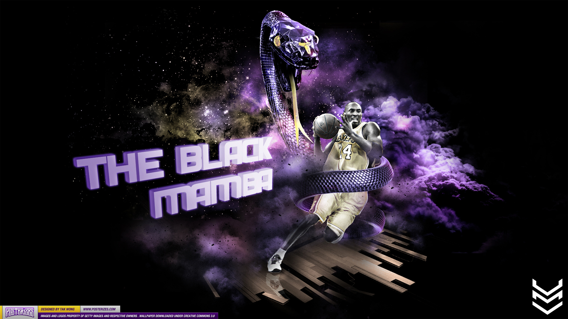 38 Kobe Bryant Wallpaper Black Mamba On Wallpapersafari