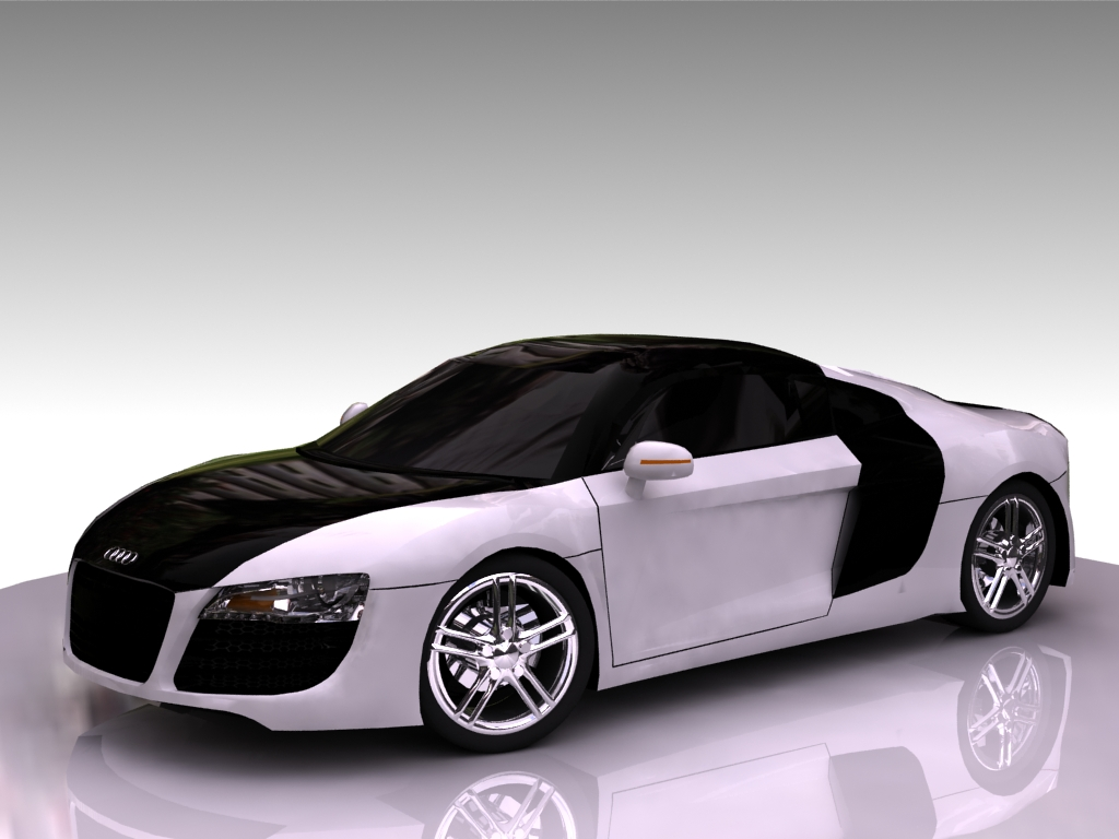 Audi R8 Wallpaper Matte Black 28 Images Audi R8