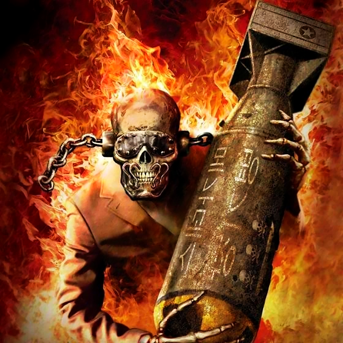 Free Download Vic Rattlehead With Bomb Seymour Duncan Blog
