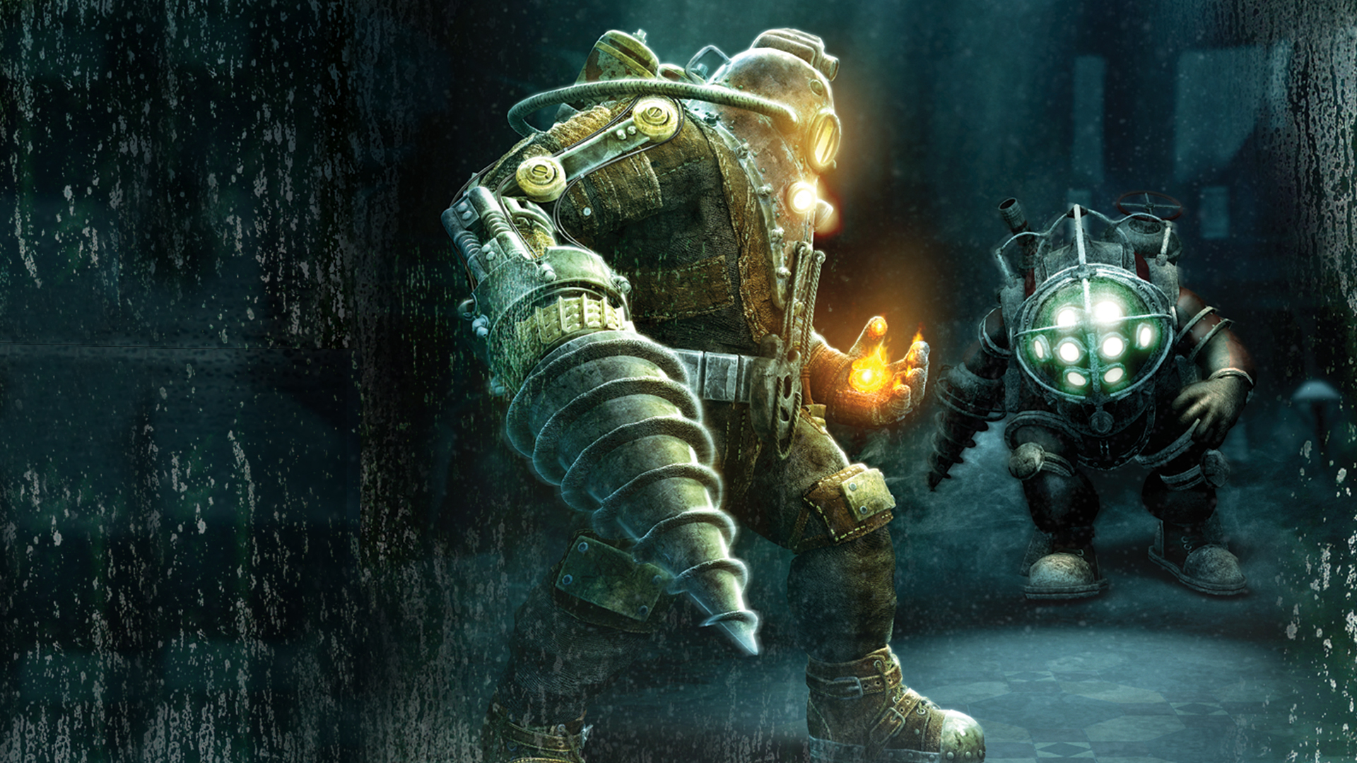 Bioshock Wallpaper 86 images in Collection Page 1 1920x1080