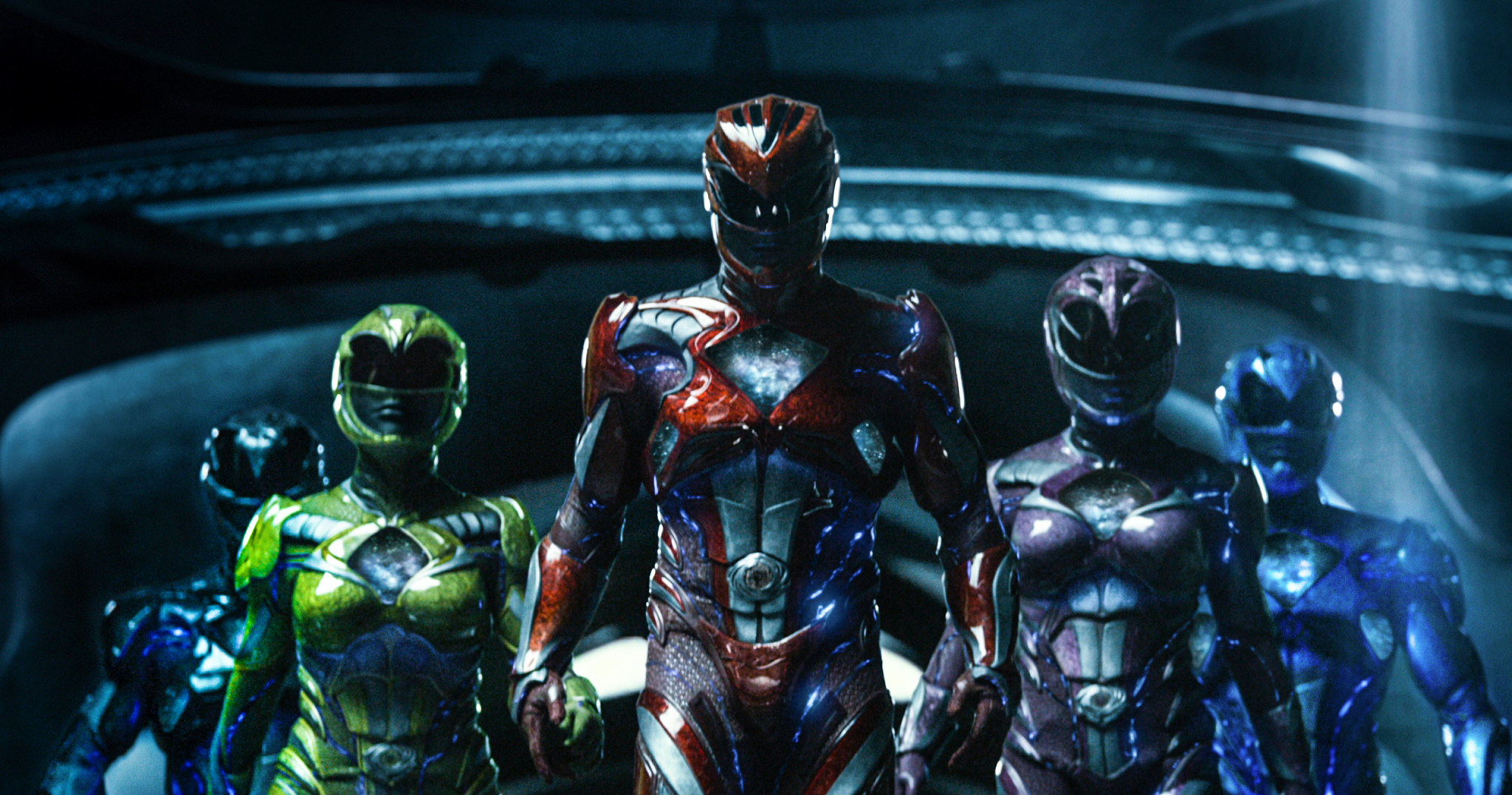 50 Power Rangers 2017 HD Wallpapers Background Images 2048x1077