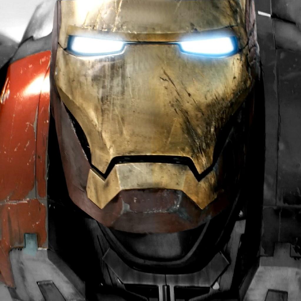 Epic Iron Man iPad Wallpaper   Download iPad wallpapers 1024x1024
