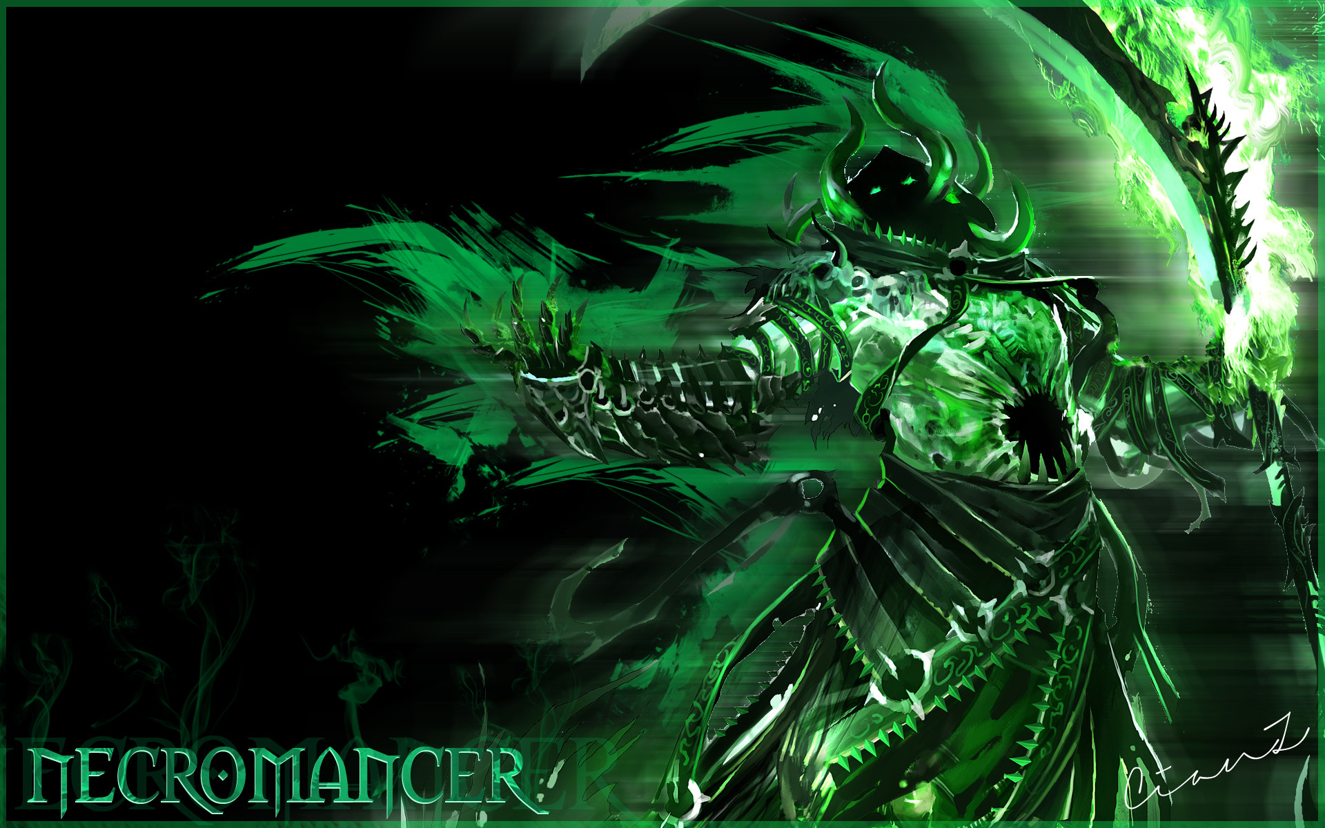 Fantasy Art Necromancers Wallpapers Hd Desktop And: Necromancer Wallpaper