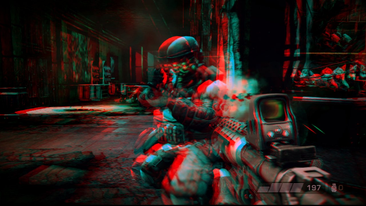 50 ] Anaglyph Wallpaper On WallpaperSafari