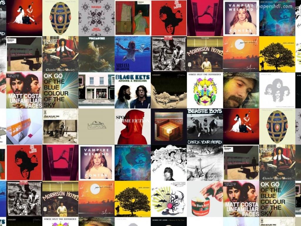 Rock Album Covers Desktop Wallpaper Wallpapersafari
