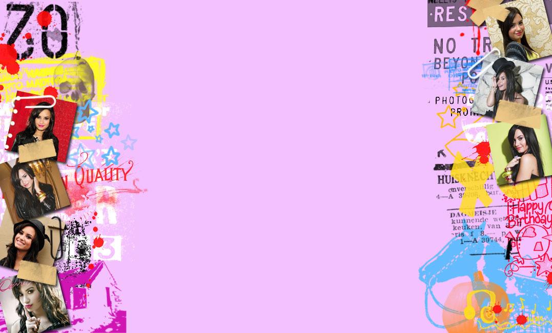 Demi Lovato Twitter Wallpaper   Selena MGomez DemetriaLovato1 Photo 1077x650