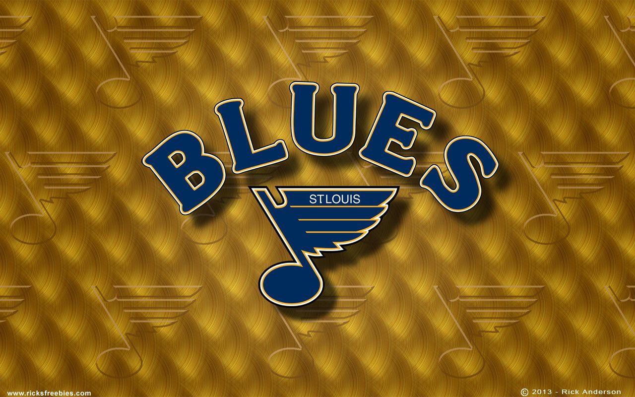 St Louis Blues Logo Wallpapers 1280x800