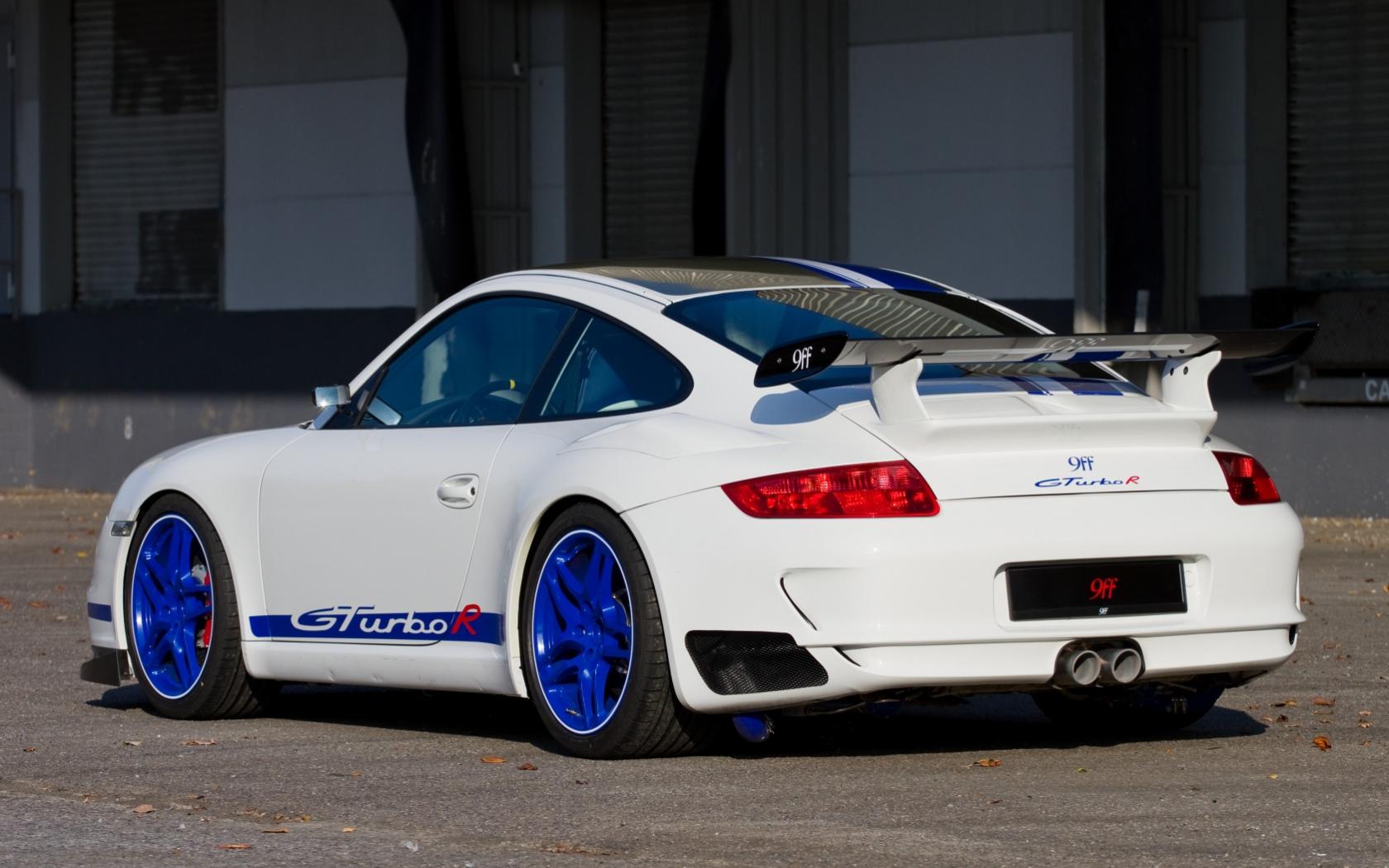 Porsche images 9ff GTurbo R PORSCHE 911 997 TURBO HD 1680x1050