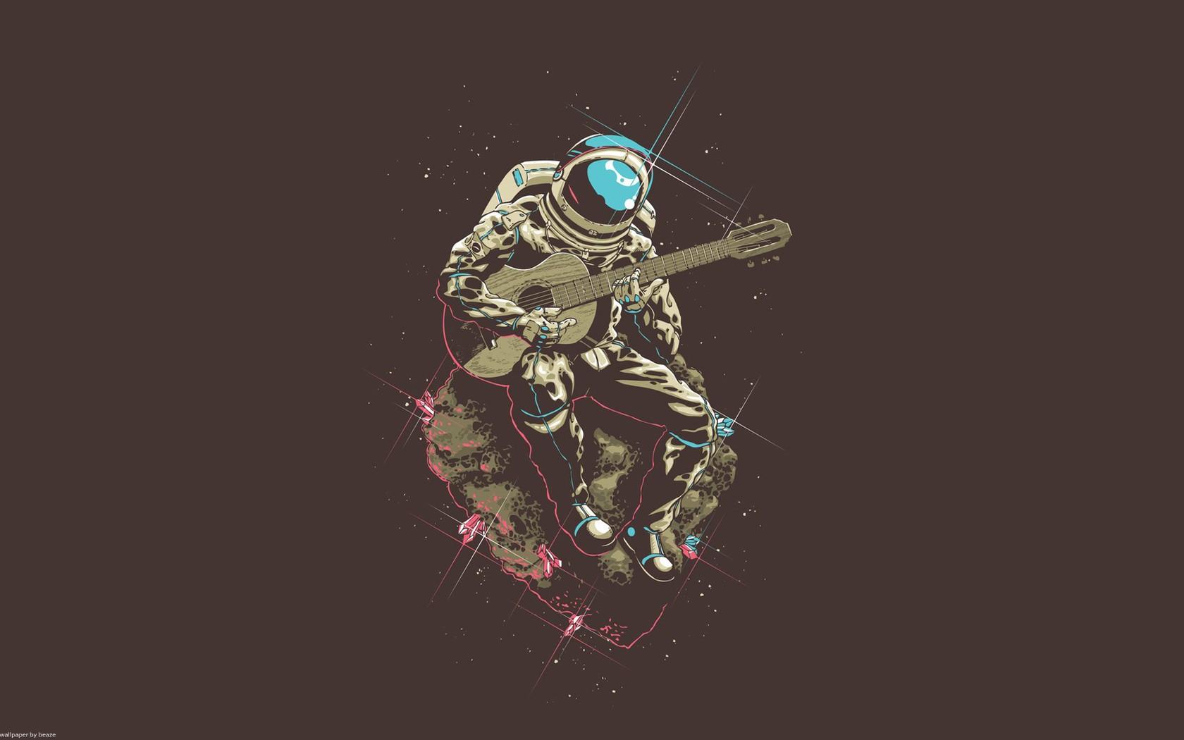 Astronaut Cat Wallpaper Astronauts wallpaper 1680x1050