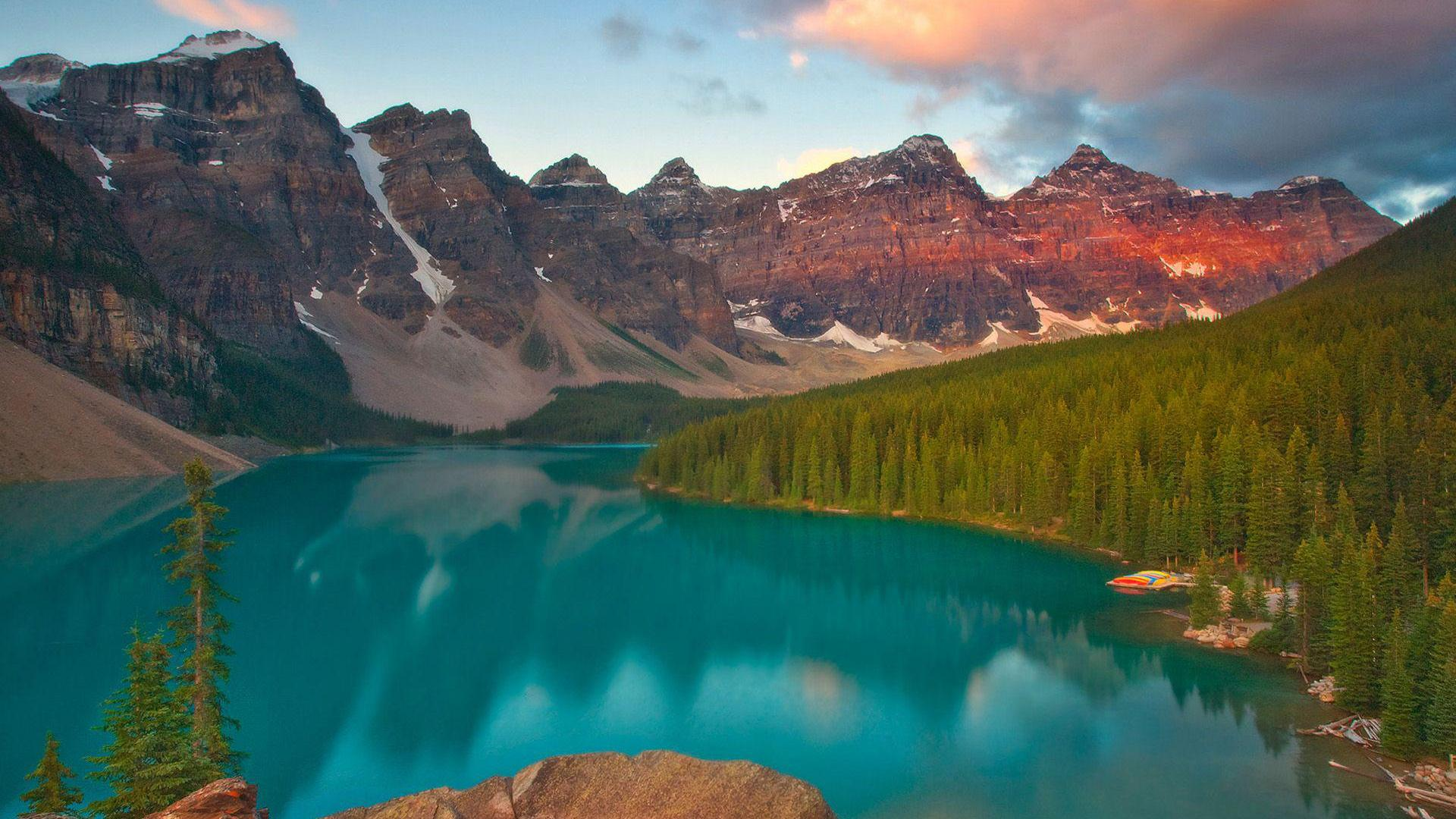 louise banff national park   111528   High Quality and Resolution 1920x1080