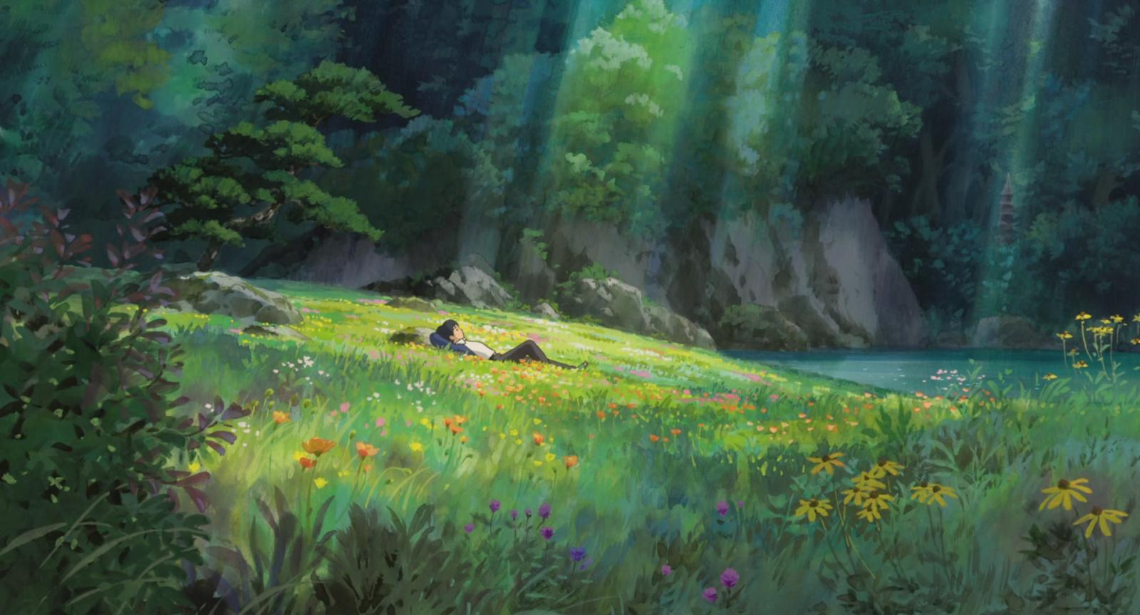 The Secret World of Arrietty wallpaper 4 1600x863