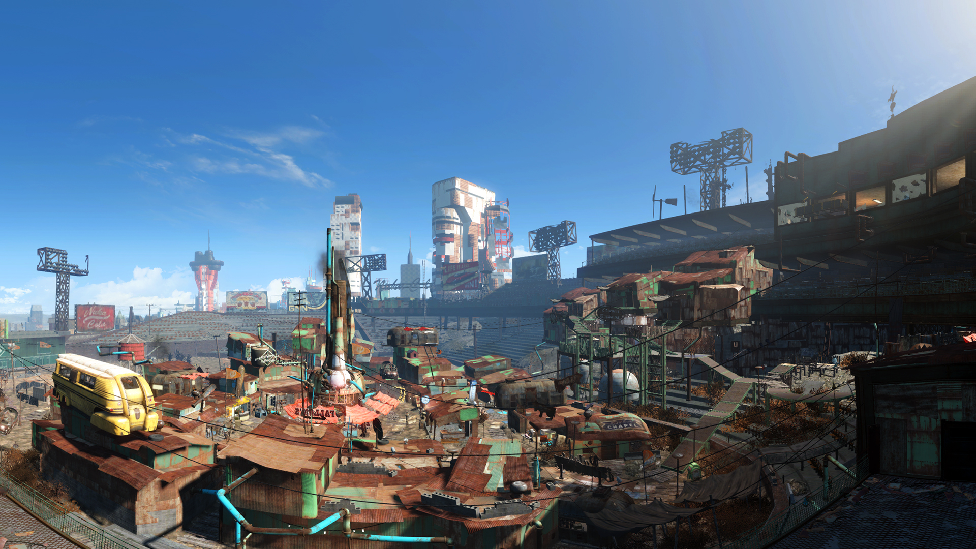 Diamond City Fallout 4