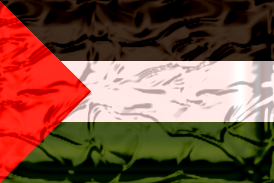 Palestinian flag by hamadafayk 900x600