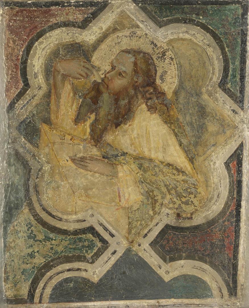 Saint 1   A italian renaissance umbrian art wallpaper picture 876x1080