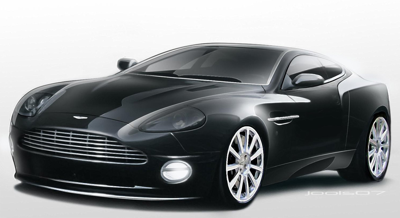 Best Wallpapers Aston Martin Vanquish Wallpapers 1300x709