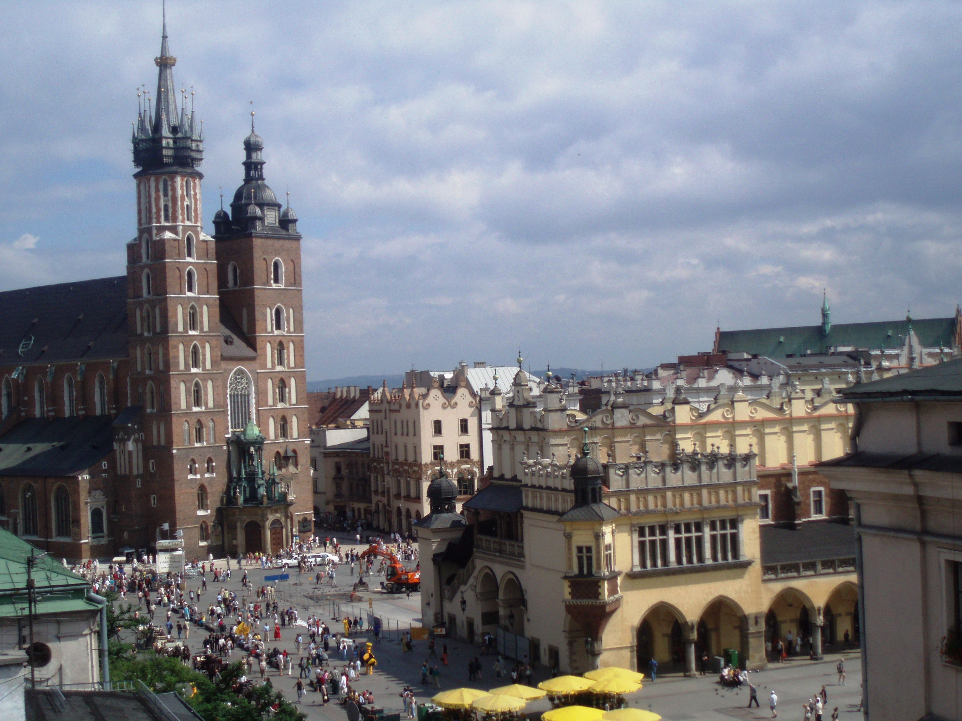 Krakow Wallpapers Images Photos Pictures Backgrounds 3072x2304