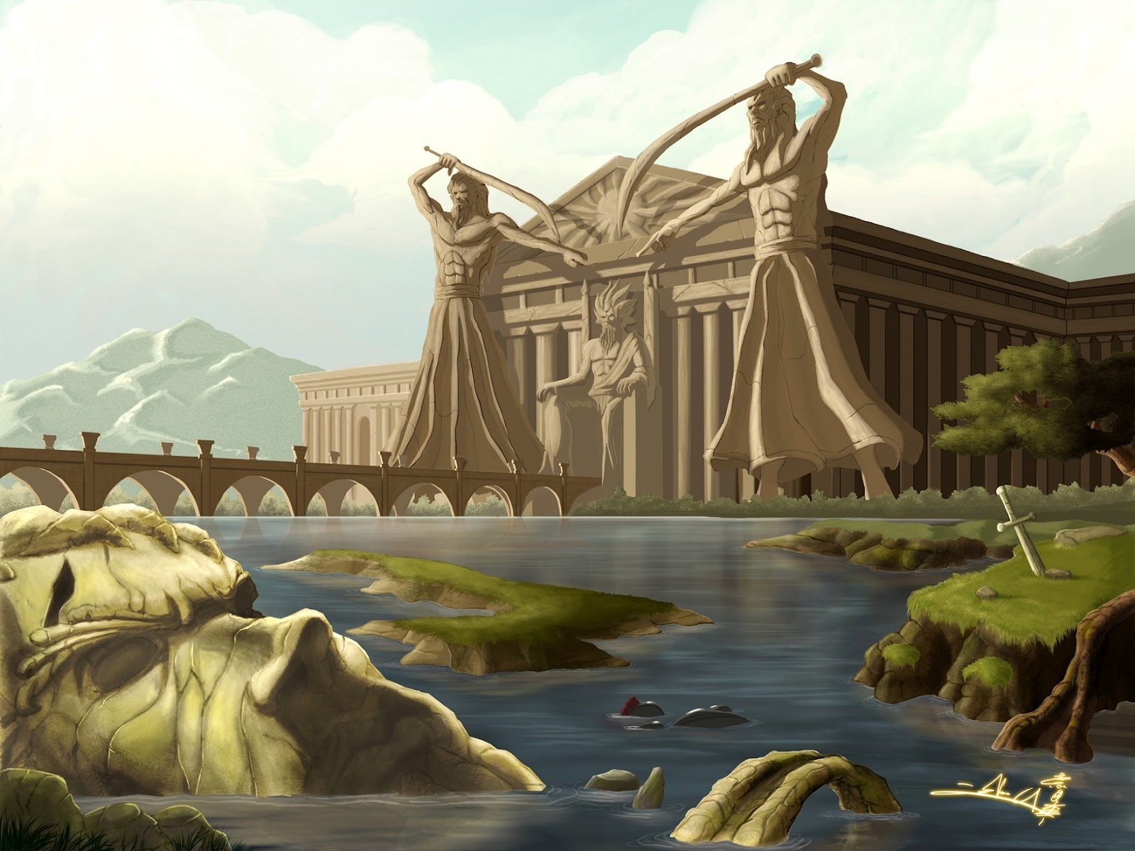 Ancient Greece Backgrounds Wallpaper PicsWallpapercom 1600x1200