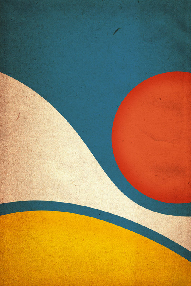 Cool Design iPhone Wallpaper 640x960