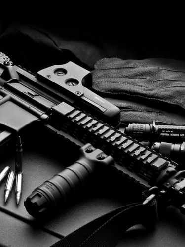 gun guns rifle war 375x500