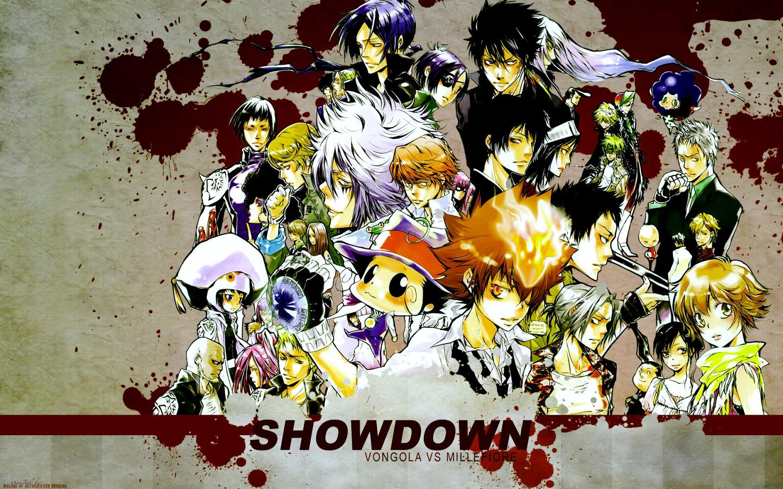 Katekyo Hitman Reborn Anime HD Wallpaper Desktop PC Background 1369 1600x1000