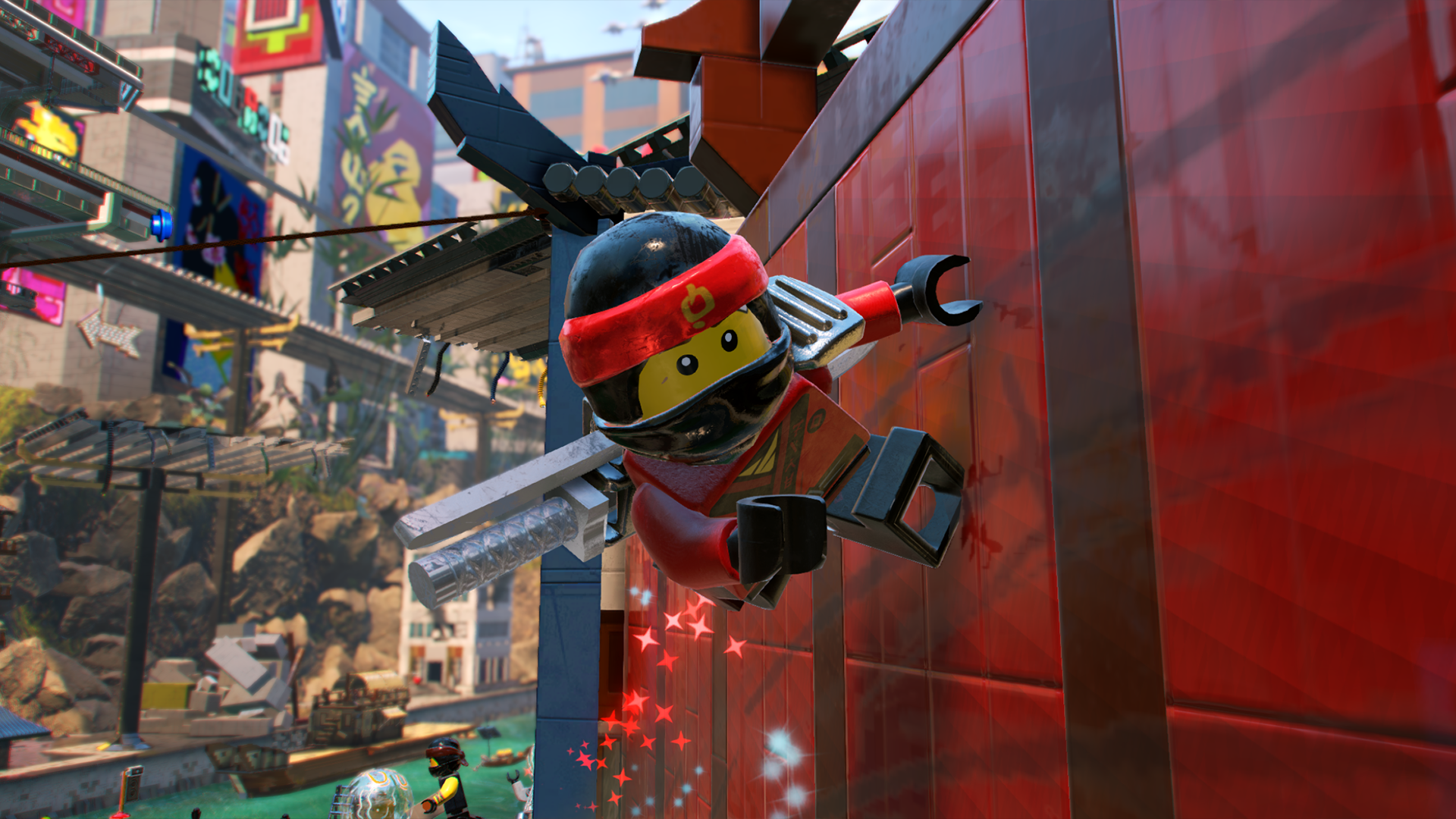 The LEGO Ninjago Movie Videogame Review    Light Hearted Fun 1920x1080