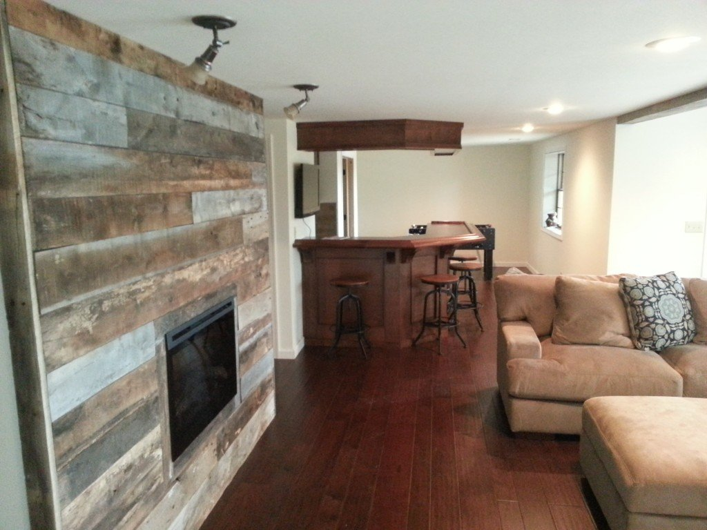 Wooden Wall Covering Panels