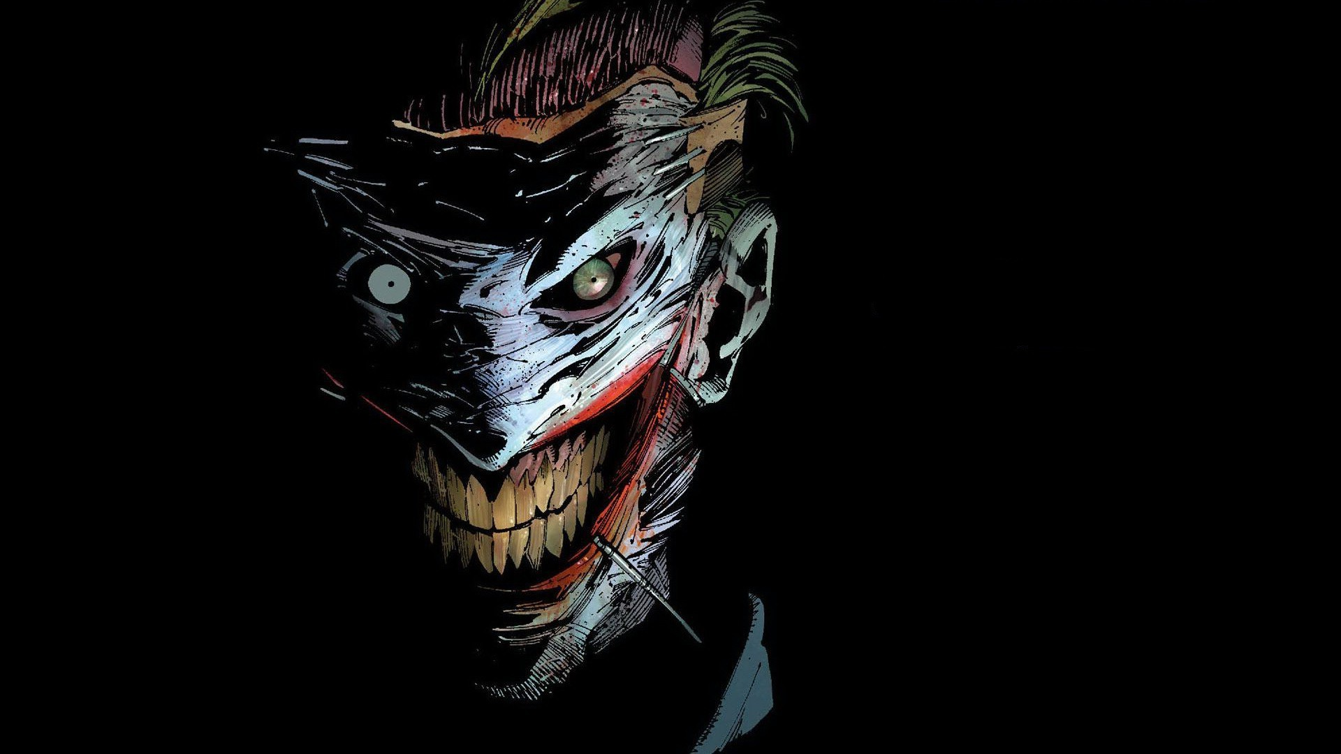 Joker comic wallpaper hd wallpapersafari fav 0 rate 2 tweet 1920x1080 comics dc comics joker resolution 1920x1080 voltagebd Images