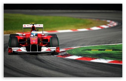 Ferrari F 1 Car HD wallpaper for Standard 43 54 Fullscreen UXGA XGA 510x330