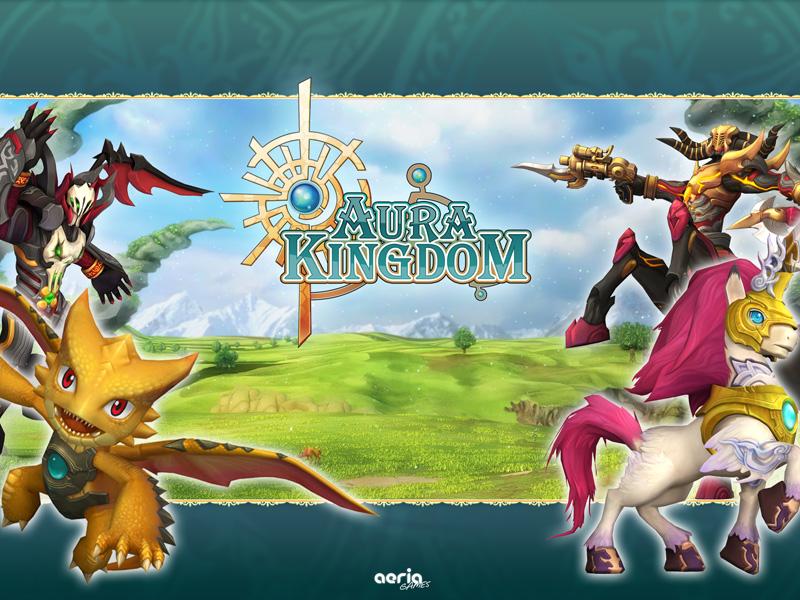 Aura Kingdom   Wallpaper 800x600