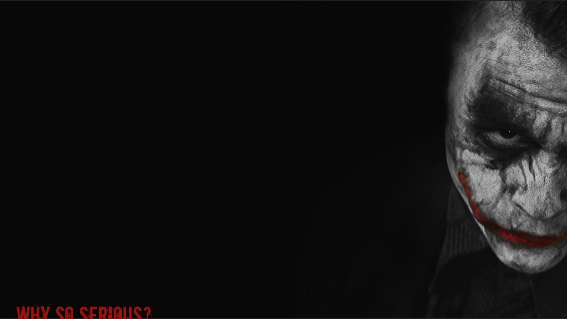 the joker dark knight heath ledger HD Wallpaper wallpaper   12664 1920x1080
