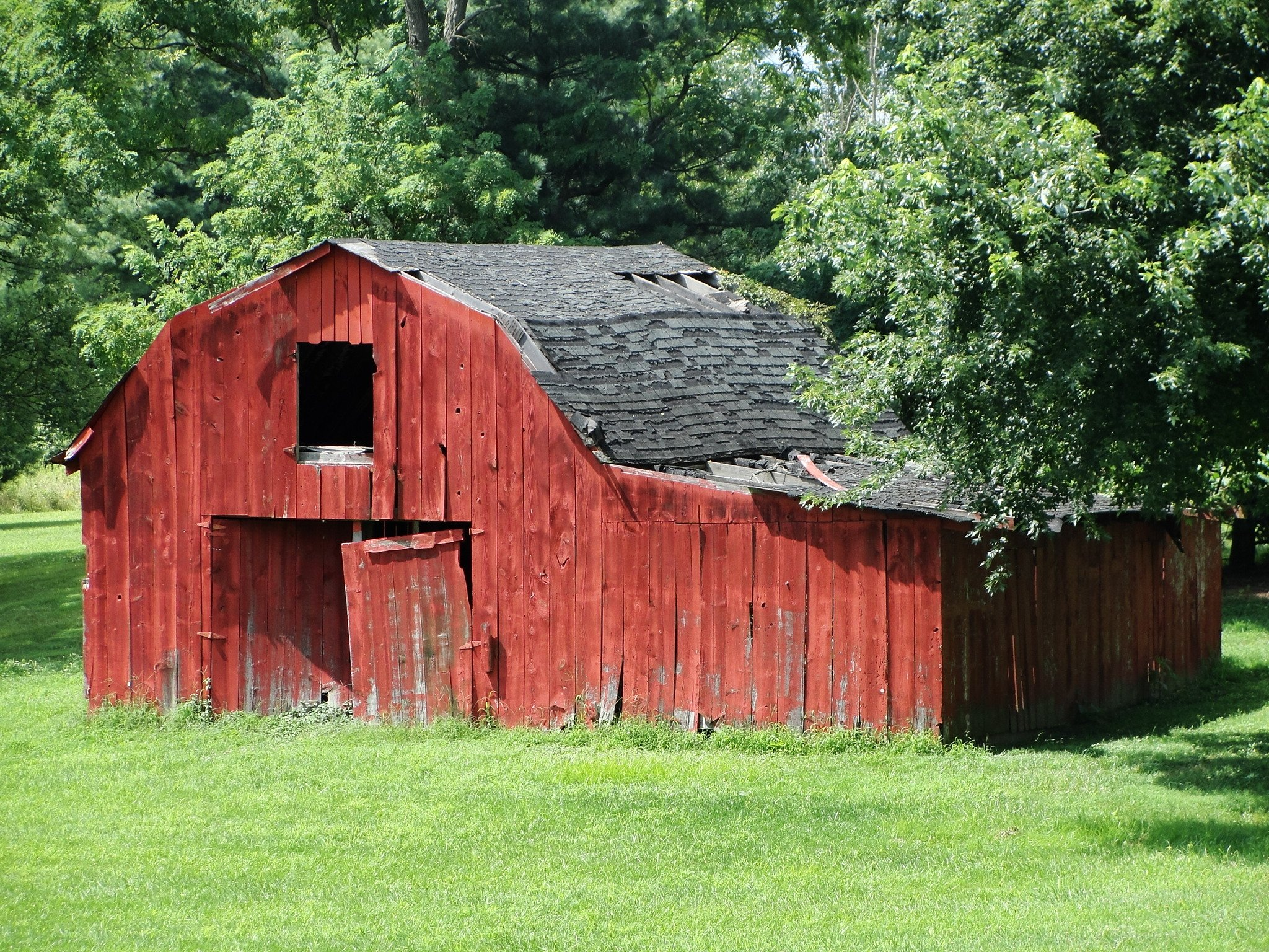 Red Barn Wallpaper Wallpapersafari