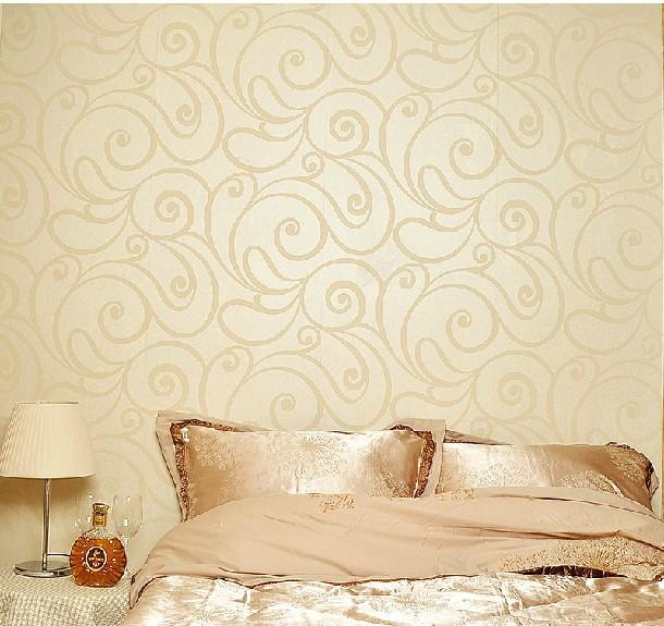 Partern Retro Modern Elegant Wallpaper Roll Living Room Usedjpg 610x575