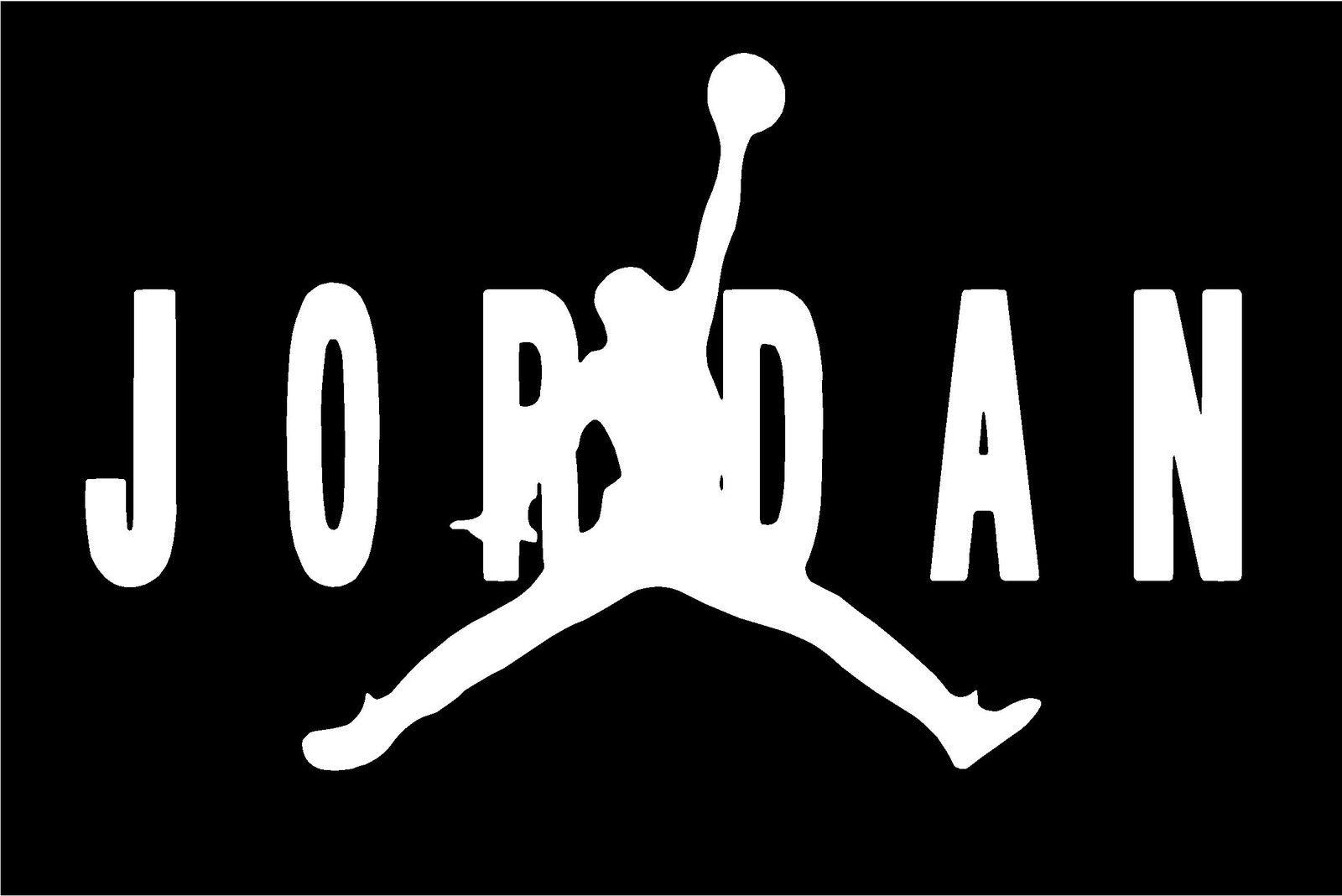 Michael Jordan Logo Wallpapers Wallpapersafari