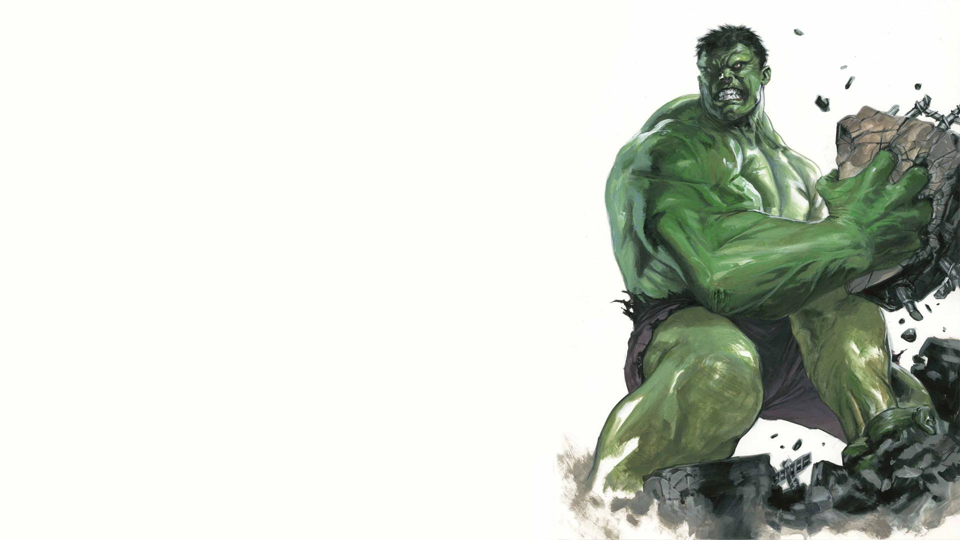 The Hulk Wallpaper 1920x1080
