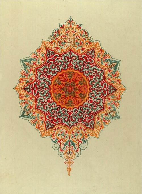 mandala patterns Tumblr 500x680