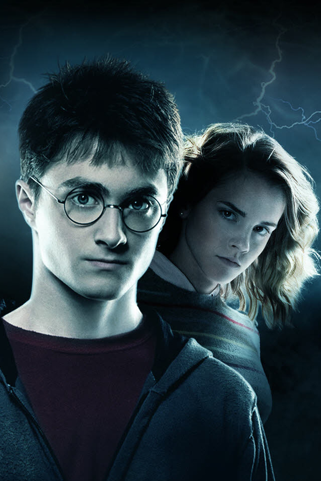 iPhone iBlog Harry Potter iPhone 4 3GS Wallpapers 640x960