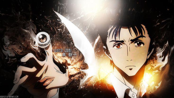 Parasyte Anime Shinichi Wallpapers Hd Parasyte The Parasyte Anime 736x414