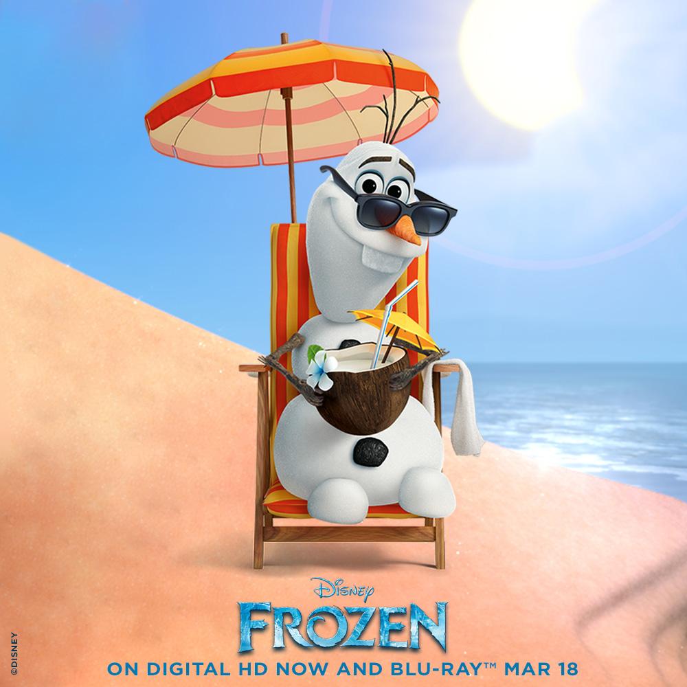 Olaf Summer Wallpaper - WallpaperSafari