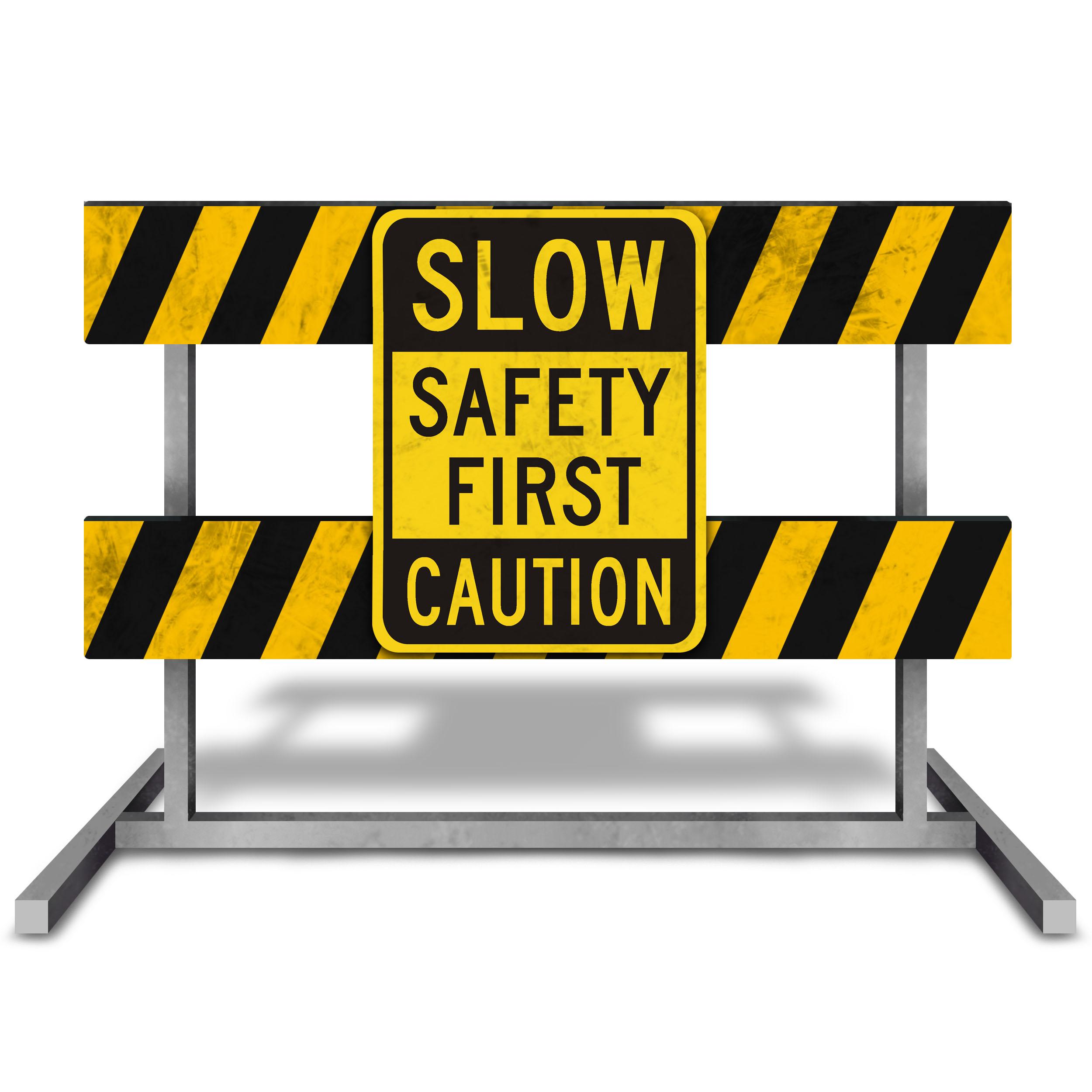 Safety Barricade   Stock Photo Atlantic Training Blog 2500x2500