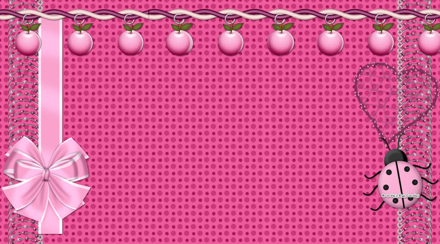 girly wallpapers pink backgrounds pink desktops pink heart wallpapers 1440x800