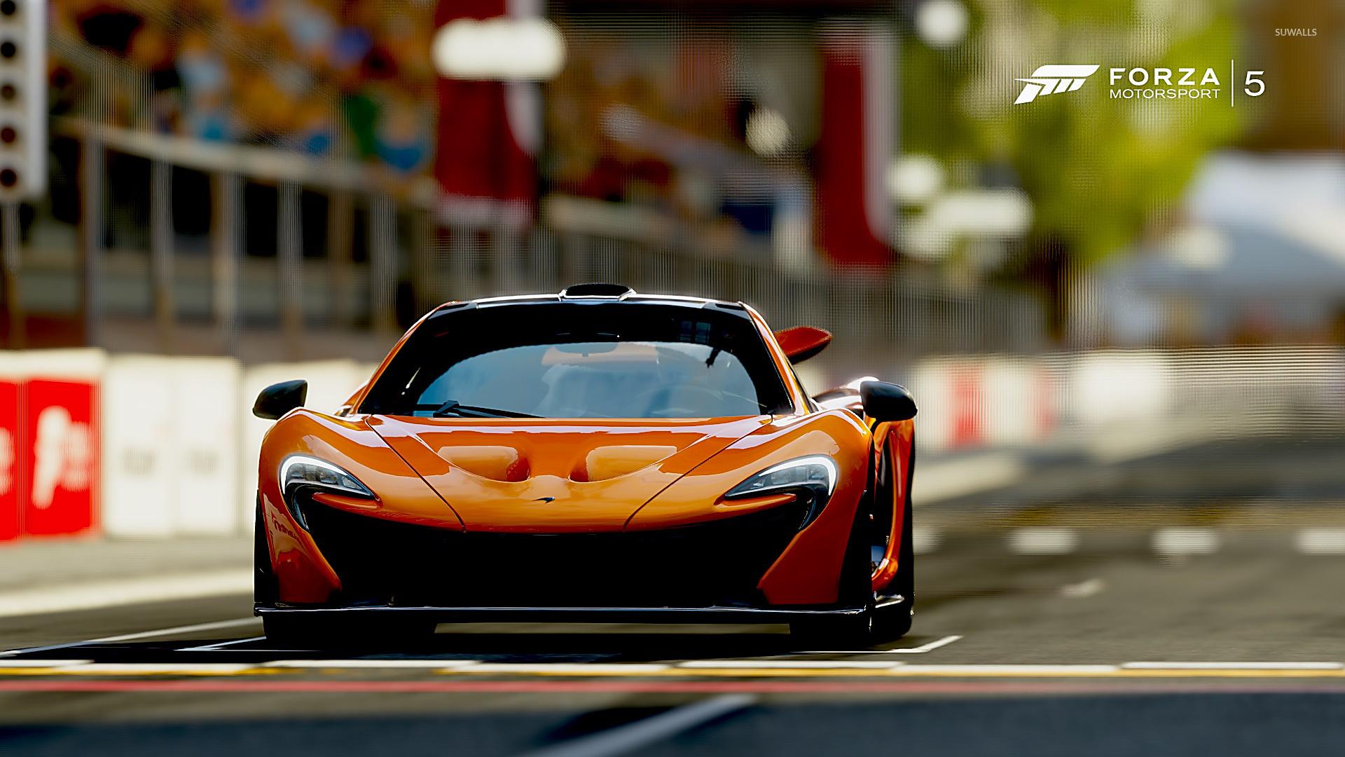 McLaren P1   Forza Motorsport 5 wallpaper   Game wallpapers   28222 1920x1080