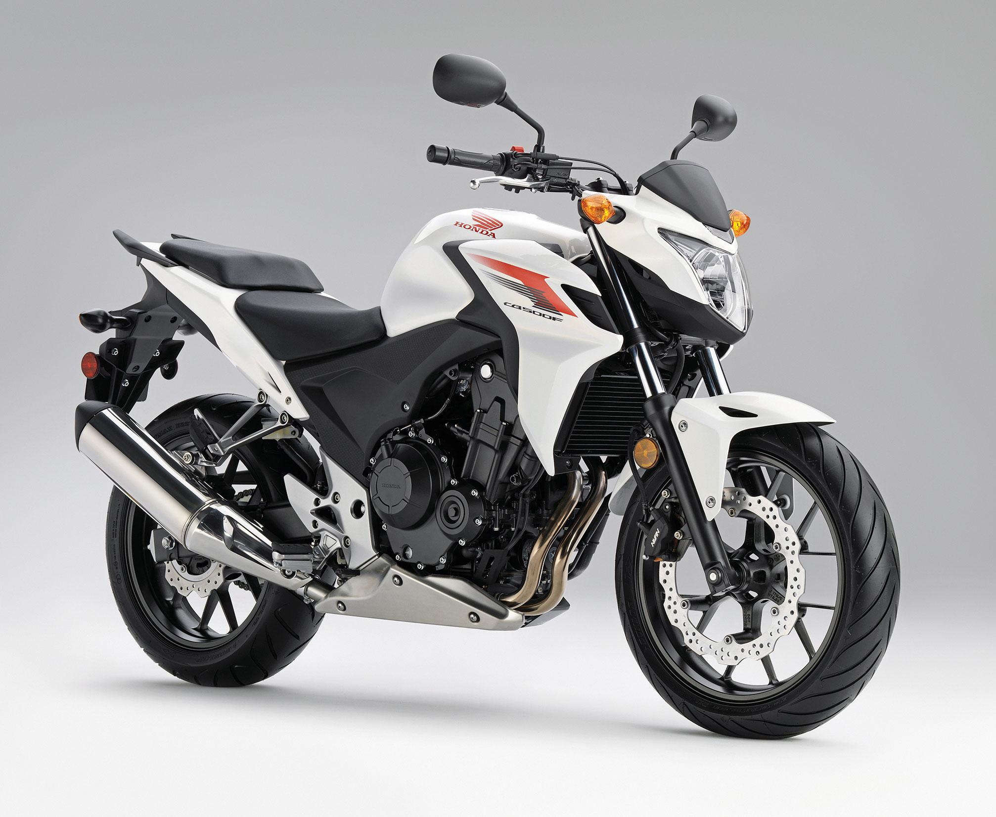Honda cb500x usata