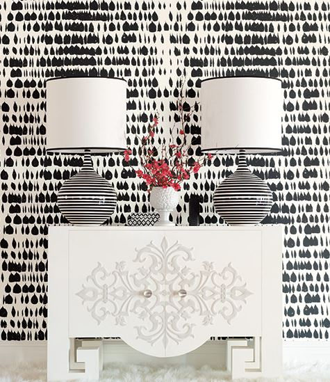 Schumacher Queen of Spain Wallpaper available at Shop Maddie G 475x549