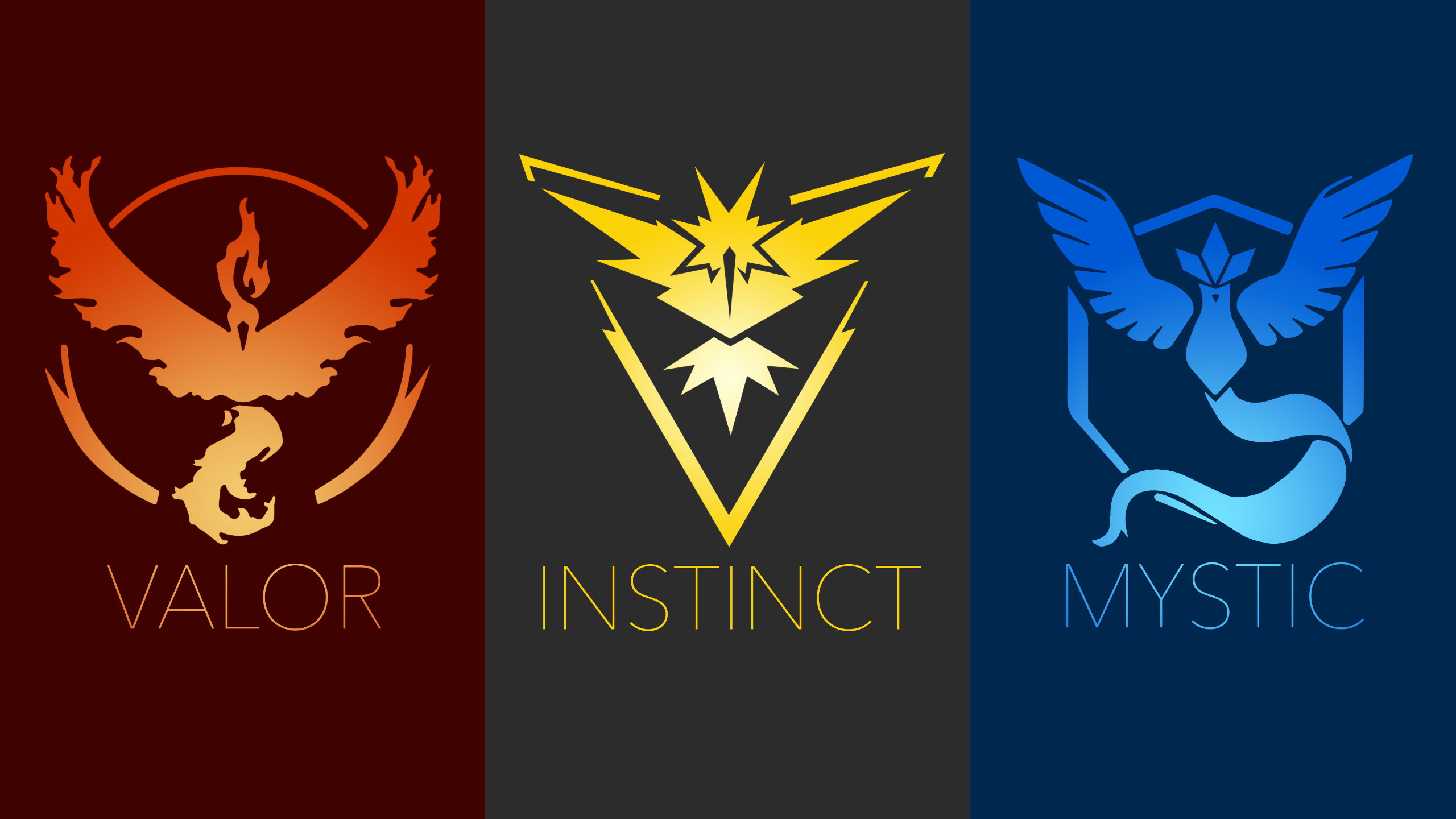 33 Team Valor HD Wallpapers Background Images 2560x1440
