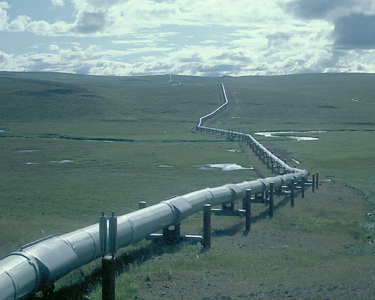 Conoco Phillips Increases Pipeline Monitoring in Alaska   Oil 1280x1024